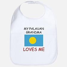 My Palauan Grandma Loves Me Bib