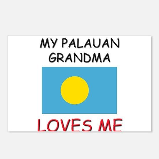 My Palauan Grandma Loves Me Postcards (Package of