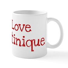 I love Martinique Mug