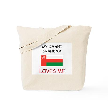 My Omani Grandma Loves Me Tote Bag