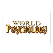World of Psychology Postcards (Package of 8)