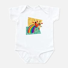 Unique Diversity Infant Bodysuit