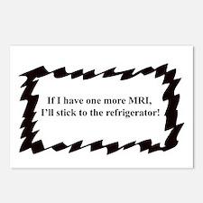 Cute Mri Postcards (Package of 8)