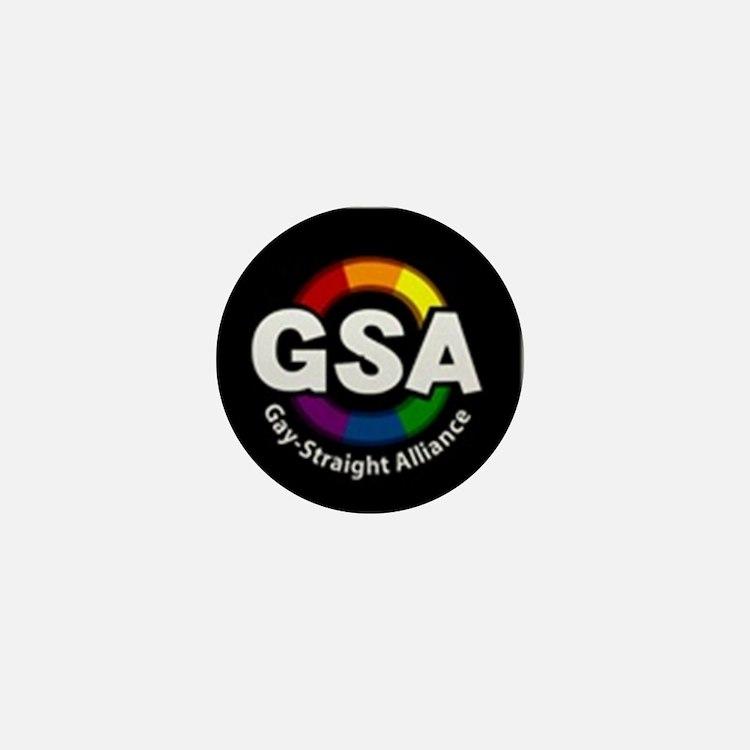 GSA Circle Mini Button