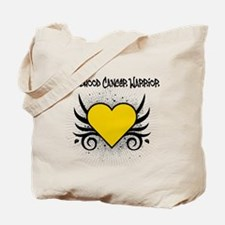 Childhood Cancer Warrior Tote Bag