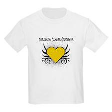 ChildhoodCancerSurvivor T-Shirt