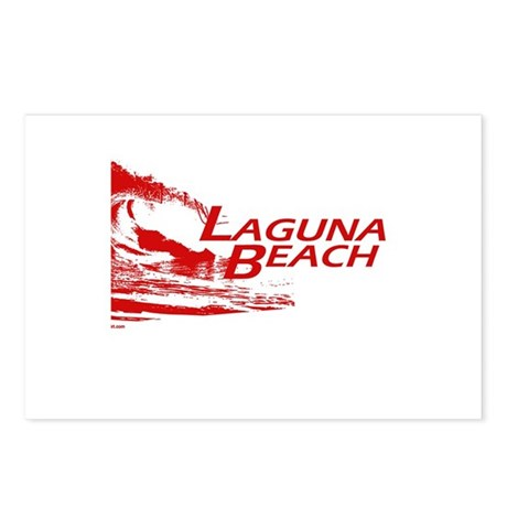 Laguna Beach ~ Postcards (Package of 8)