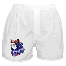 Inauguration Party Boxer Shorts