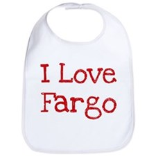 I love Fargo Bib