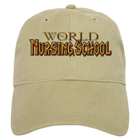 World of Nursing School Cap