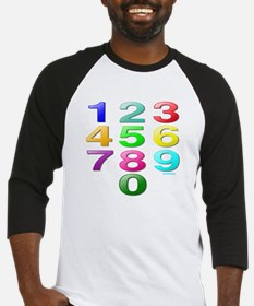 COUNTING/NUMBERS Baseball Jersey