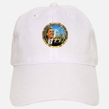 """Obama Inauguration"" Baseball Baseball Cap"