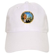 """Obama Inauguration"" Baseball Cap"