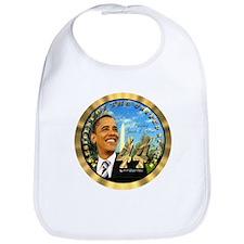 """Obama Inauguration"" Bib"