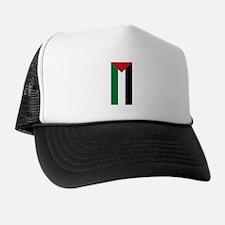 Palestinian Flag Trucker Hat
