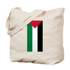 Palestinian Flag Tote Bag