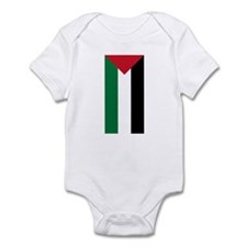 Palestinian Flag Infant Bodysuit
