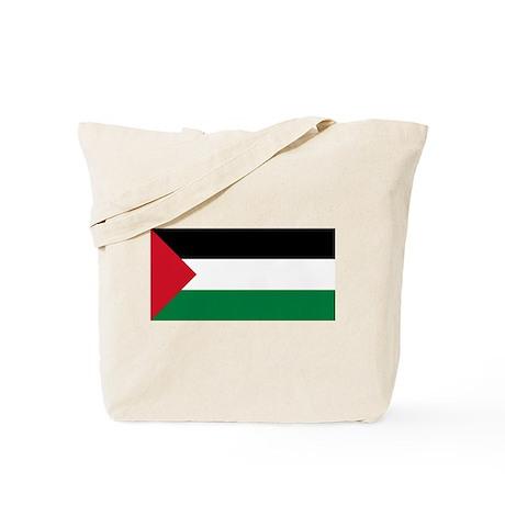 Flag of Palestine Tote Bag