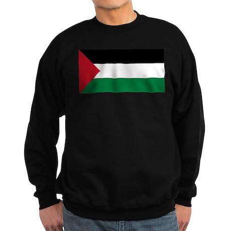 Flag of Palestine Sweatshirt (dark)