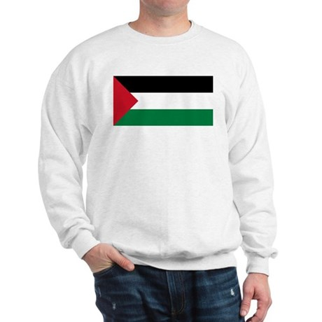 Flag of Palestine Sweatshirt