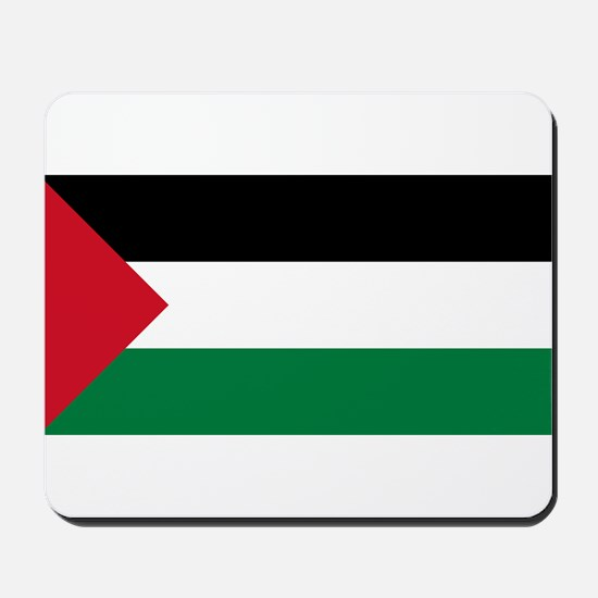 Flag of Palestine Mousepad