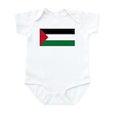 Flag of Palestine Infant Bodysuit
