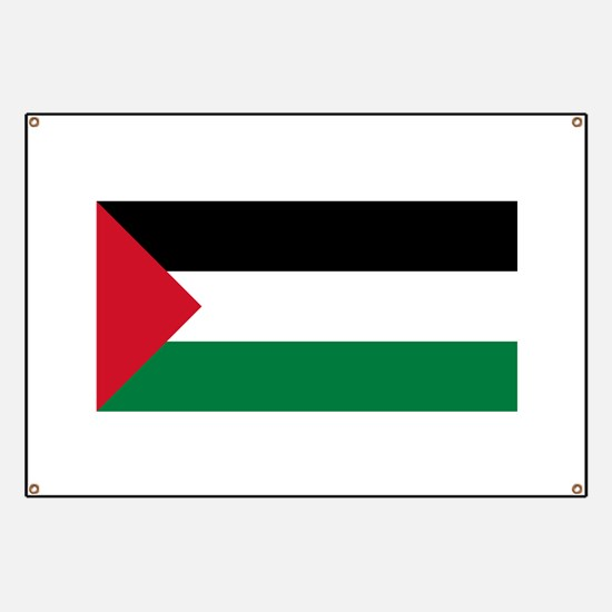 Flag of Palestine Banner
