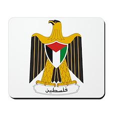 Palestinian Coat of Arms Mousepad