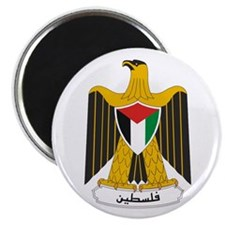 Palestinian Coat of Arms Magnet