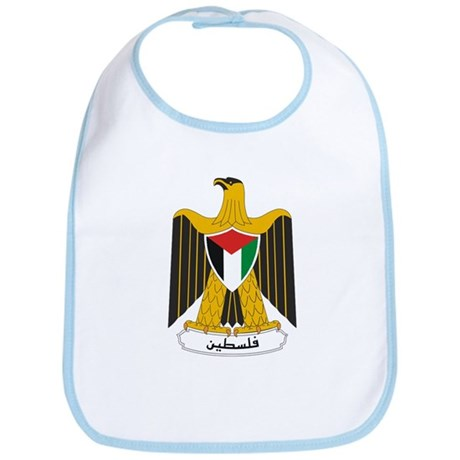 Palestinian Coat of Arms Bib