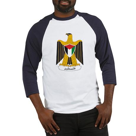 Palestinian Coat of Arms Baseball Jersey