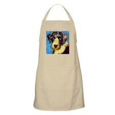 Loveable Mutts BBQ Apron