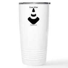 Cone Killer! - Auto-X - Drift - Travel Mug