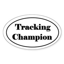 Tracking Champion Stickers