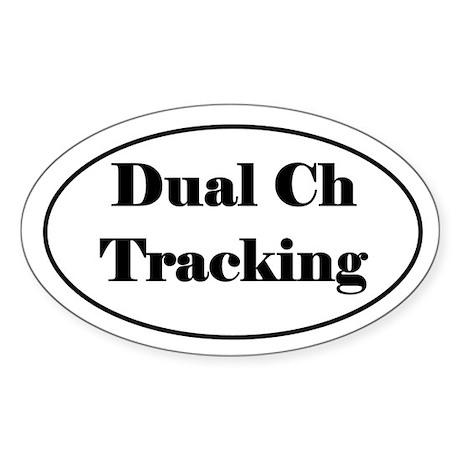 Dual Champion - Tracking Sticker