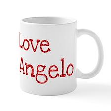 I love San Angelo Mug