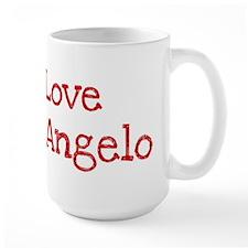 I love San Angelo Large Mug