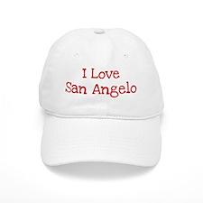I love San Angelo Cap