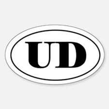 Utility Dog Decal