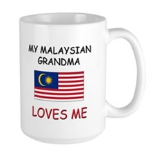 My Malaysian Grandma Loves Me Mug