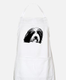 Bearded Collie BBQ Apron