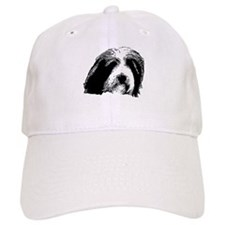 Bearded Collie Baseball Cap