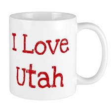 I love Utah Mug