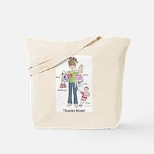 Priceless Mom Tote Bag