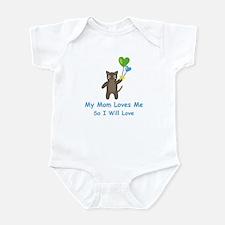 Mommy Loves Infant Bodysuit