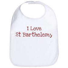 I love St Barthelemy Bib