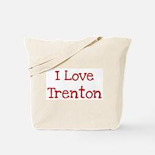 I love Trenton Tote Bag