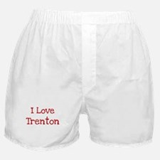 I love Trenton Boxer Shorts