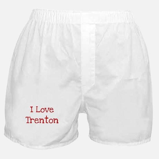 I love Trenton Boxer Shorts