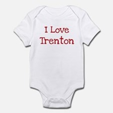 I love Trenton Infant Bodysuit